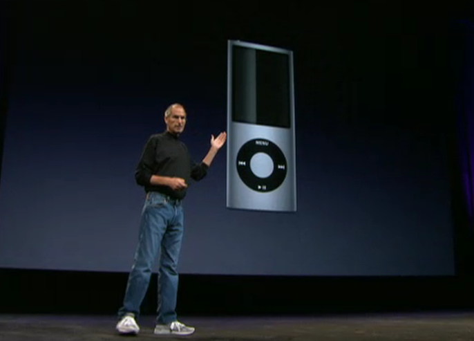 steve jobs presentation style Steve jobs is widely recognized as having been one of the greatest  in this world, jobs's presentation style is as refreshing as the itunes.