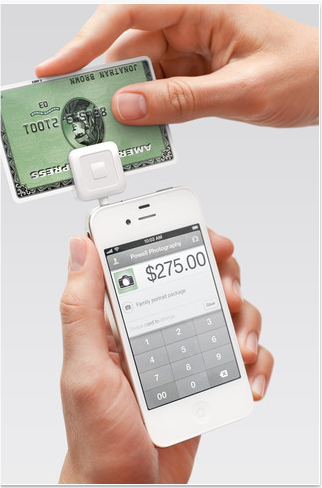 square - Paypal Credit Card Swiper