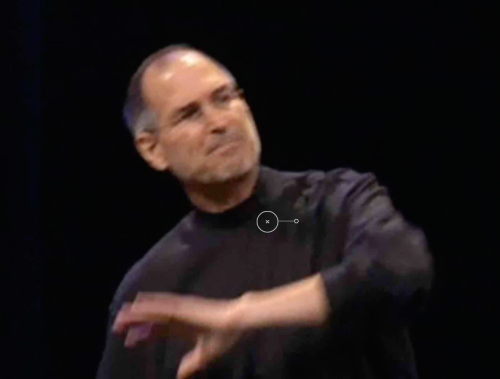 "Steve Jobs: ""We want to make a leapfrog product"""